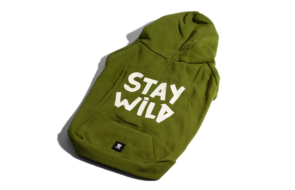 Stay Wild huppari