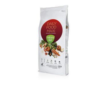 Isoille koirille Daily Food Maxi