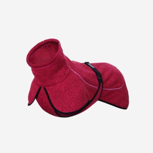 Punainen Rukka Comfy takki koiralle