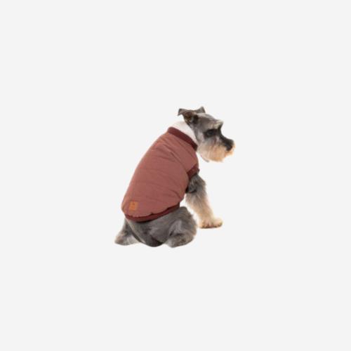 Lämmin bomber takki koiralle